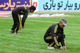 سپاهان اصفهان صفر - فولاد خوزستان یک