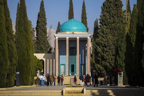 شیراز شهر شعر و ادب پارسی