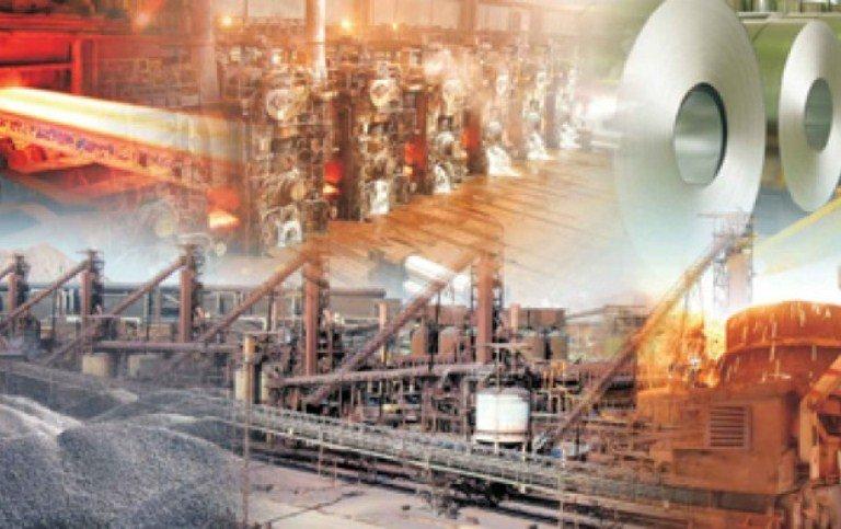 زنجیره فولاد در کشور تشکیل شود