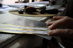 گرمی هنری که فلز سرد را نرم می کند