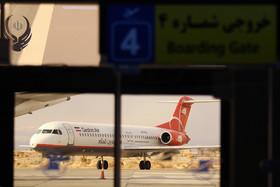 انتقال پروازهای تهران به فرودگاه شهید بهشتی اصفهان