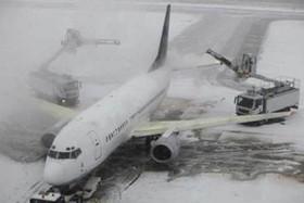 جریمه شدن آژانسهای هواپیمایی گرانفروش در برف اخیر