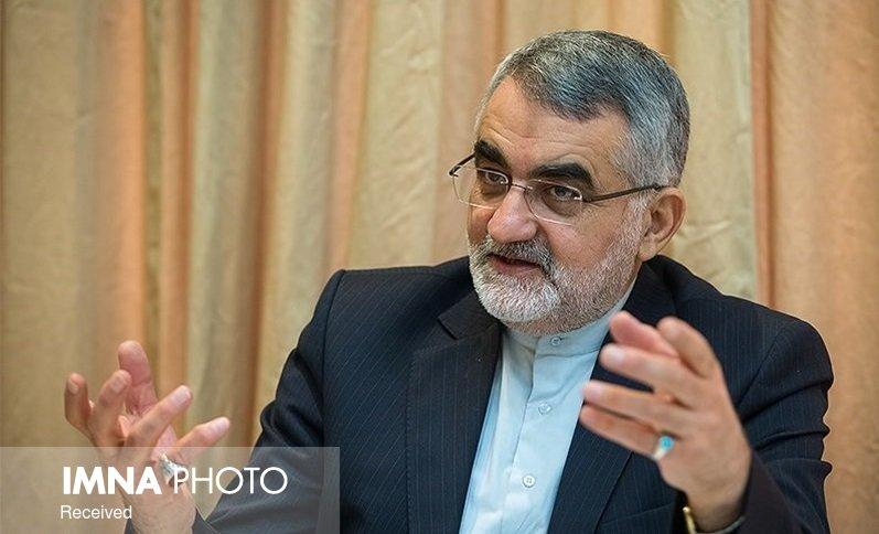 واکنش بروجردی به موضوع پذیرفتن مسئولیت فاجعه منا از سوی ایران