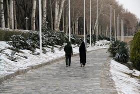 آخر هفته اصفهان سردتر میشود