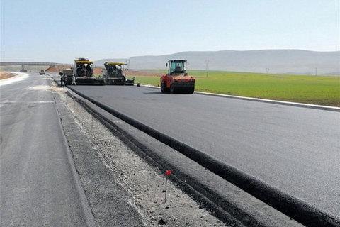 اجرای پنج کیلومتر از پروژه کنارگذر شهری خوانسار
