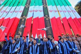 تجدید بیعت مدیران شهرداری اصفهان با آرمانهای انقلاب