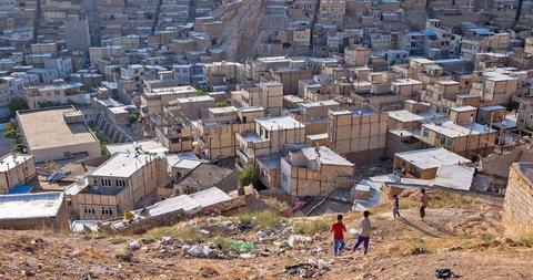 نهضت جهادی شهرداری بجنورد در مناطق حاشیه