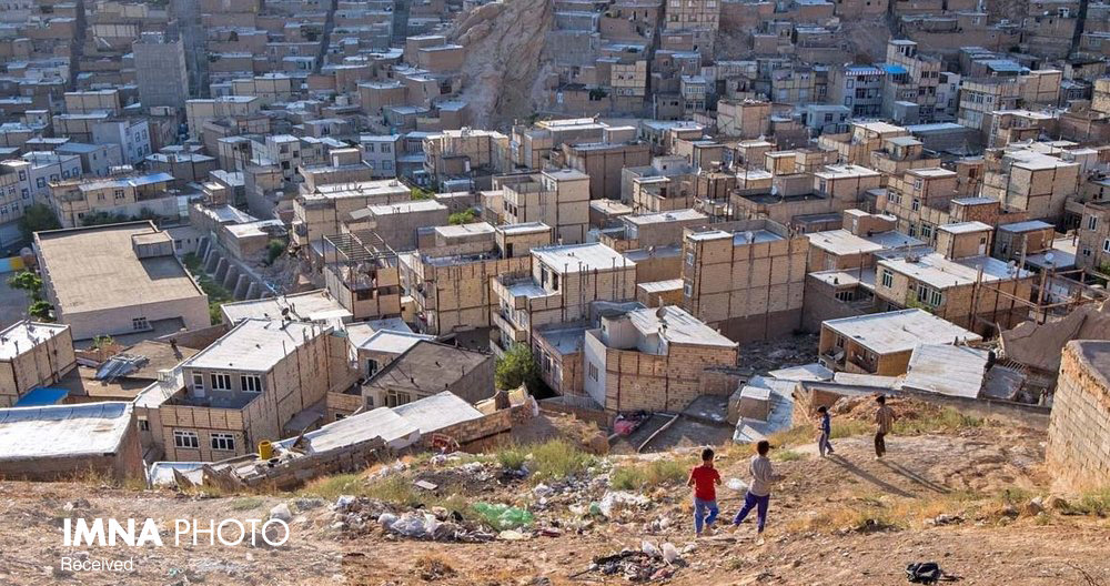 بازآفرینی شهری در سکونتگاههای غیر رسمی ساوه