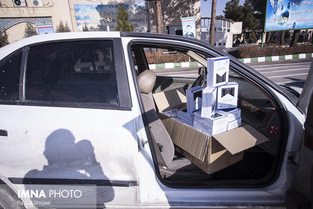 هشدار پلیس راهور اصفهان به شوتیها؛ ۲۷ هزار خودرو شیشه دودی جریمه شدند