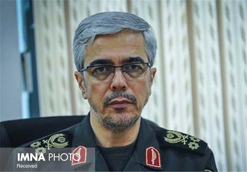 پیام تسلیت رئیس ستاد کل نیروهای مسلح در پی عروج سردار کوسهچی