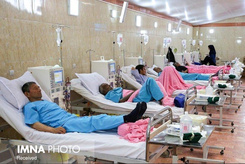 تکمیل مرکز دیالیز نجف آباد در گرو رفع مشکلات کامیونداران