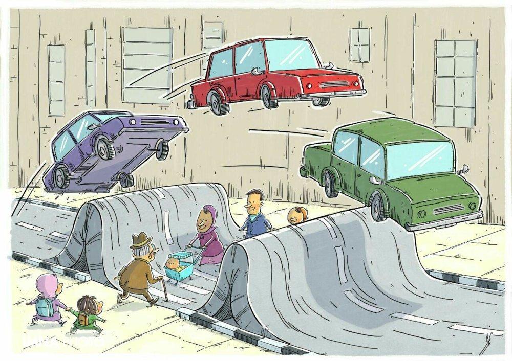 نقش کاریکاتور در جریانسازی مطبوعات