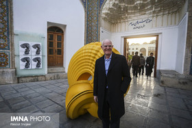 Isfahan to Host Exhibition of Tony Cragg's Artworks