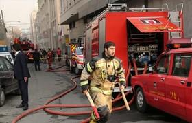 آتشسوزی ساختمان برق حرارتی در بخش اسناد راکد است