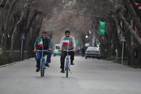 ویژه برنامه سه شنبه های بدون خودرو در گذر فرهنگی چهارباغ