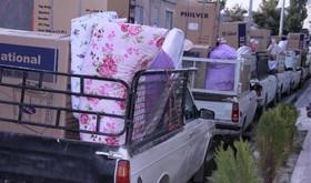 ۳۵ سری جهیزیه به خانواده زندانیان اهدا شد