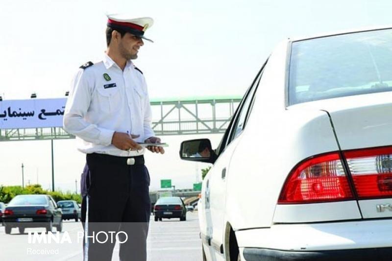 افزایش ۵ درصدی جریمههای رانندگی در سال ۱۴۰۰