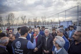 نوروزی: برای رفع مشکلات دروازه غربی اصفهان تلاش می کنیم