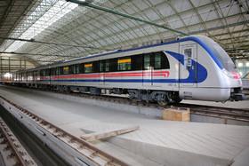 قطار شهری از ۲۵ اسفندماه تا پایانه صفه راهاندازی میشود