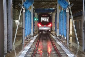حد مجاز ارتعاشات قطار شهری اصفهان کمتر از نرمال است