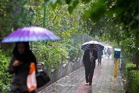 امشب اصفهان بارانی میشود/افزایش ۴ درجهای دما