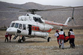 اورژانس هوایی شهرضا ایجاد میشود