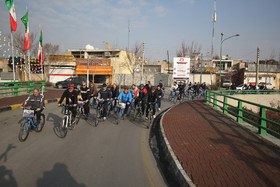 همایش بزرگ دوچرخهسواری