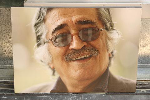 تشییع و ندفین استاد دکتر جمشید مظاهری
