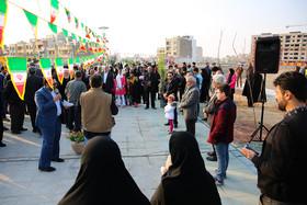 افتتاح پروژه های مناطق هفت و ۱۰ شهرداری اصفهان