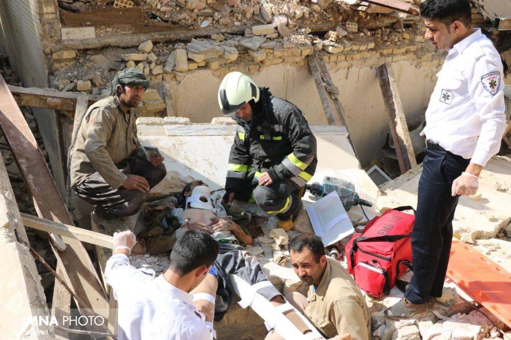 امدادرسانی به ۱۳۰۰ حادثه در سمنان