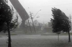 طوفان در راه است/بارش برف و باران در غرب و مرکز اصفهان