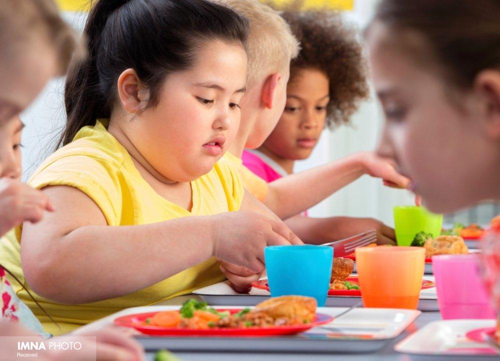 چاقی و اضافهوزن ۱۴ درصد نوآموزان بدو ورود به دبستان