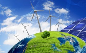 صرفهجویی ۳۹۸ میلیون لیتری مصرف آب با تولید برق از انرژیهای نو