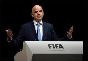 رییس فدراسیون جهانی فوتبال به ایران میآید