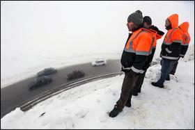 ۳ توصیه سازمان راهداری به مسافران جادهها در روزهای برفی