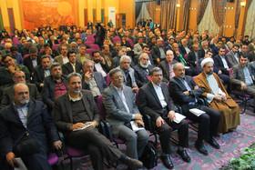 آیین تجلیل از خیران و فعالان آزادسازی زندانیان جرایم غیرعمد