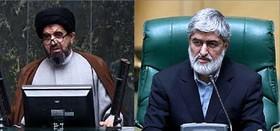 موسوی لارگانی: مشکلات استانها در گرد و غبار خوزستان گم نشود
