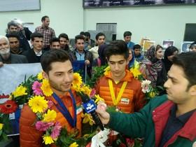 یخنوردان تاریخساز وارد اصفهان شدند