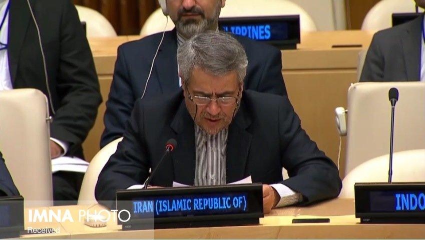 جامعه بین المللی در مقابل اتهامات بی اساس عربستان بایستد