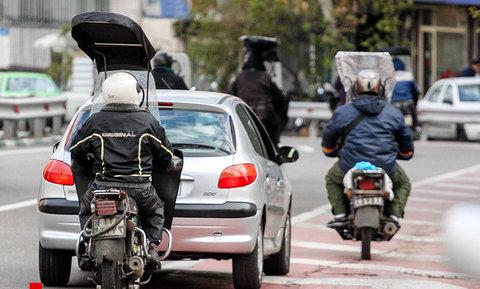 لزوم برخورد با آلودگی صوتی شبانه موتورسواران در بزرگراه چمران