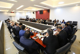نشست نمایندگان اقوام ایرانی با شهردار اصفهان