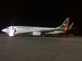 مهمان ناخوانده در فرودگاه اصفهان به زمین نشست
