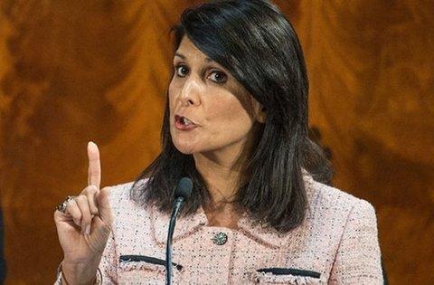 ادعای جدید نیکی هیلی علیه ایران
