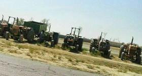 دغدغه دولت ریزگردهای خوزستان است نه کشاورزان شرق اصفهان