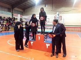 مبارکه میزبان مسابقات قهرمانی کیک بوکسینگ بانوان استان