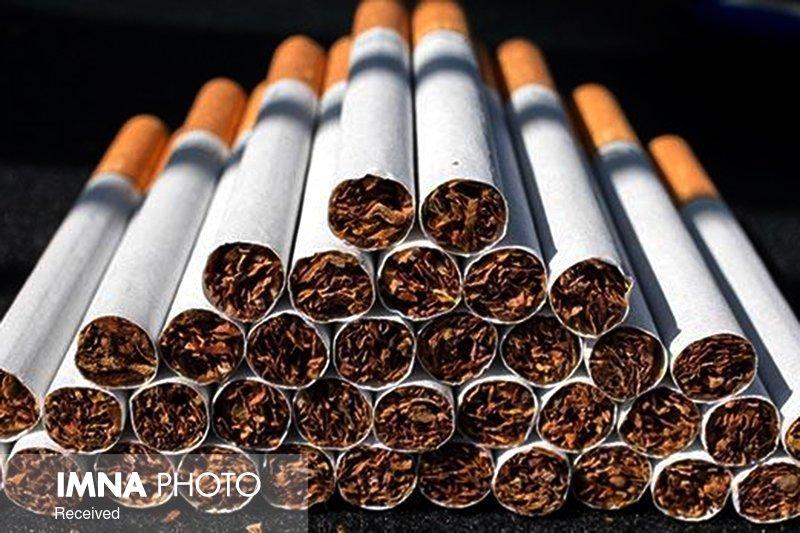 کشف محموله سیگار قاچاق در سمیرم