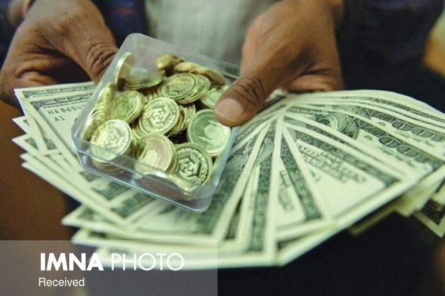 آخرین قیمت طلا، سکه و دلار تا پیش از امروز ۴ اسفند