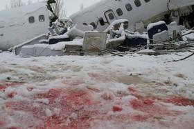 روستاهای منطقه پادنا صدای سقوط هواپیما را شنیدهاند