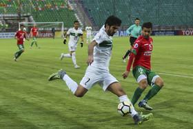 خوشحالی آذری از پیروزی تیمش در نیمه نخست/ فریاد قلعهنویی بر سر بازیکنان