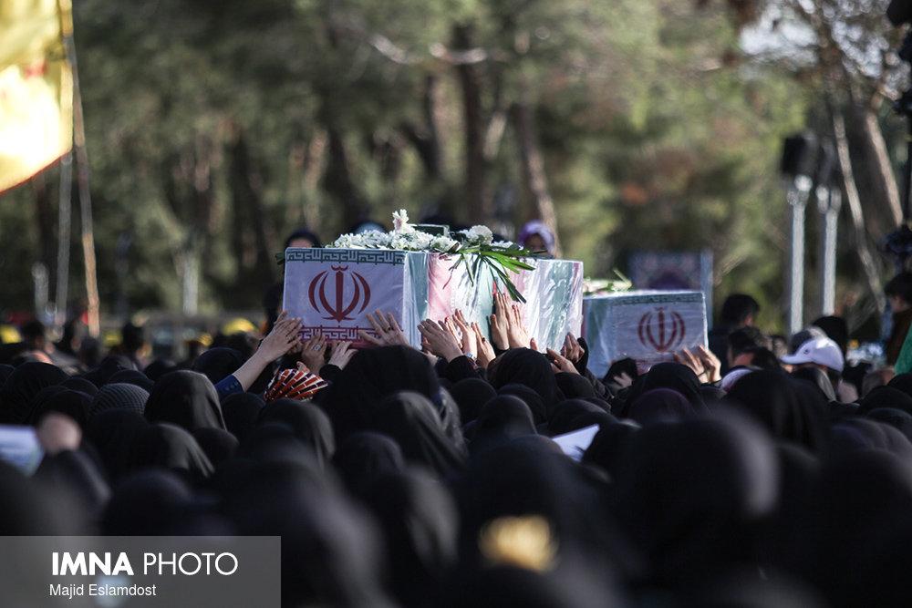 شهادت رزمنده اصفهانی در دفاع از حرم زینب (س) در سوریه